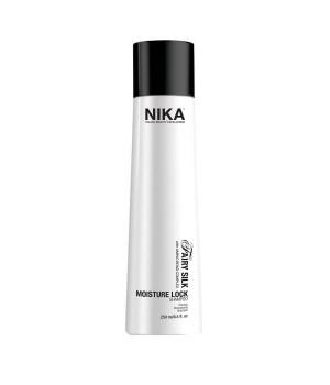 NIKA Shampooing  hydratant  intensif contre les cheveux sec et indiscipliné sans sulfate 250ml