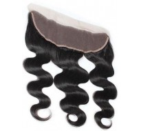 Lace frontal cheveux Virgin wavy