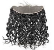 Lace frontal cheveux Virgin  bouclés
