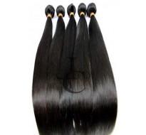 Tissage lisses Naturels Rémy hair