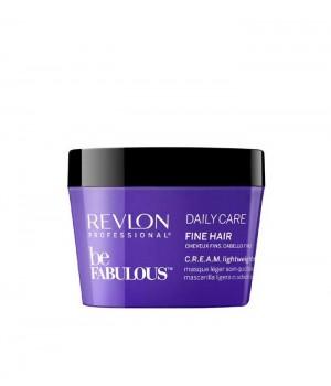 Be FAbulous  Daily care masque léger C.R.E.A.M. CHEVEUX.FIN 200ml
