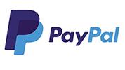 Paiement paypal accepté